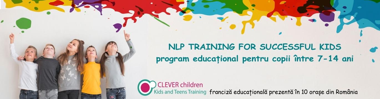 NLP TRAINING FOR SUCCESSFUL KIDS - Program de dezvoltare ...